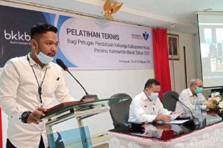 Sebanyak 42 orang dari OPDKB, PKB/PLKB dan IPeKB Kalbar ikuti pelatihan PK21