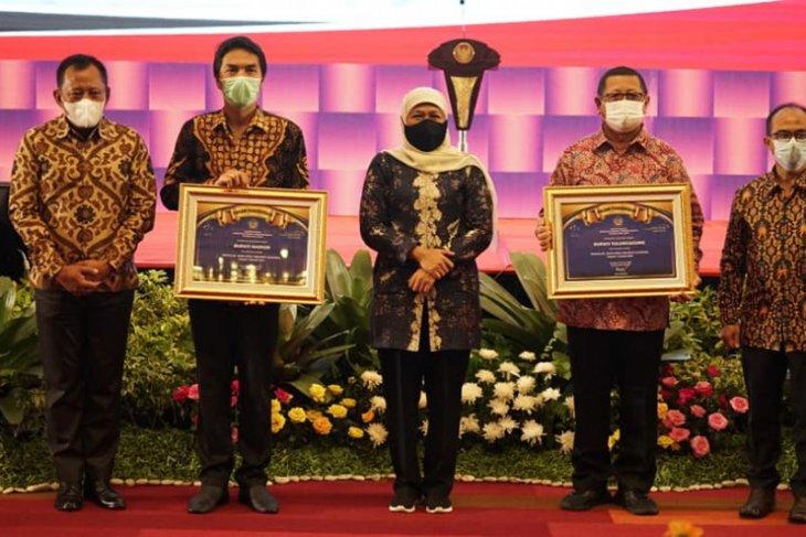 Pemkab Madiun tercepat secara nasional salurkan Dana Desa 2021