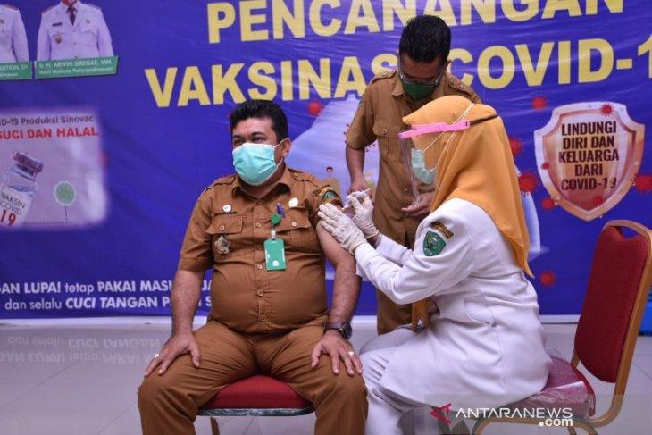 Kadis Kesehatan Padangsidimpuan mengaku  tidak mengetahui adanya pemotongan dana insentif COVID-19