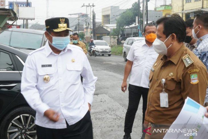 Jabar anggarkan  Rp40 miliar untuk pelebaran Jalan Cikarang-Cibarusah