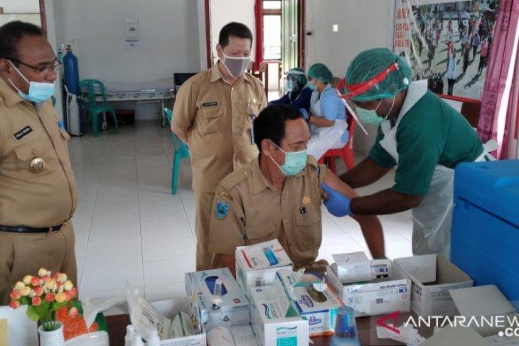 Kasus COVID-19 di Teluk Wondama Papua Barat melonjak