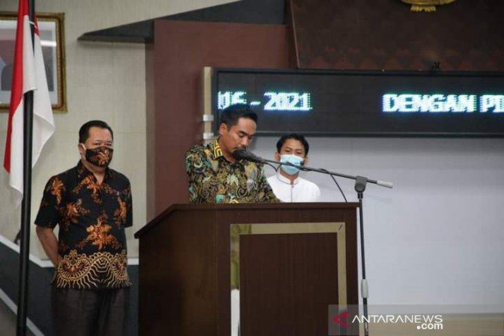 DPRD Banjarmasin apresiasi selama kepemimpinan Ibnu-Herman