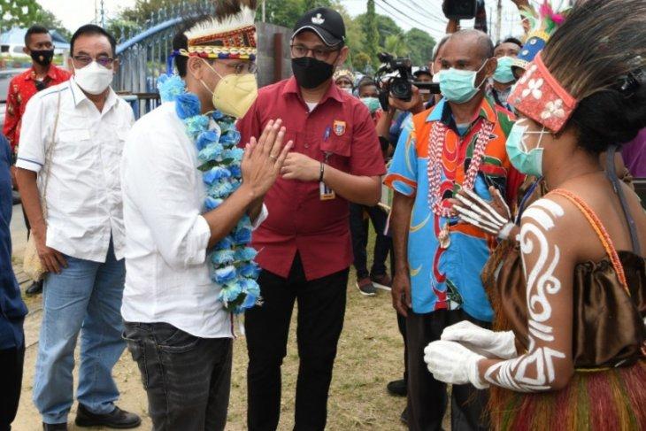 Mendikbud optimistis kemajuan pendidikan di Papua Barat