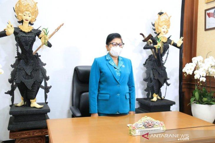 Putri Koster hadiri pelantikan Ketua TP PKK Sulut dan Kalimantan Utara via daring