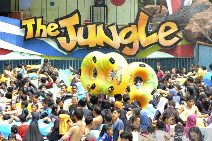 Langgar Prokes, The Jungle didenda Rp10 juta