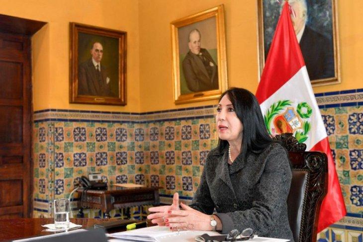 Menlu Peru mengundurkan diri karena skandal vaksin virus corona