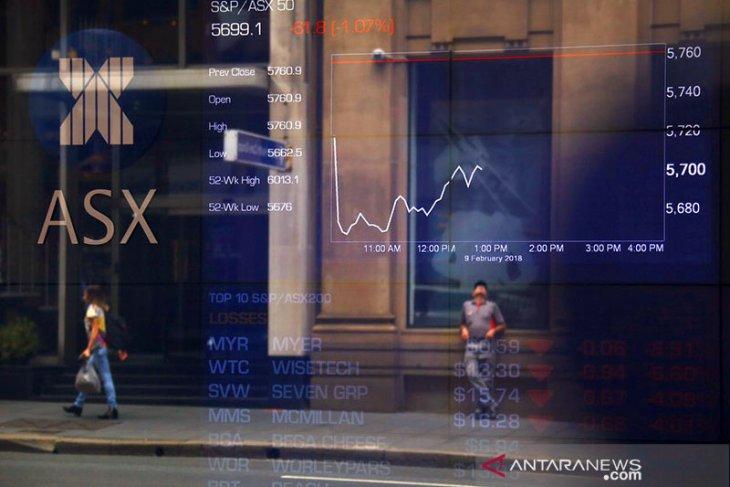 Saham Australia dibuka melonjak  dengan keuntungan meluas