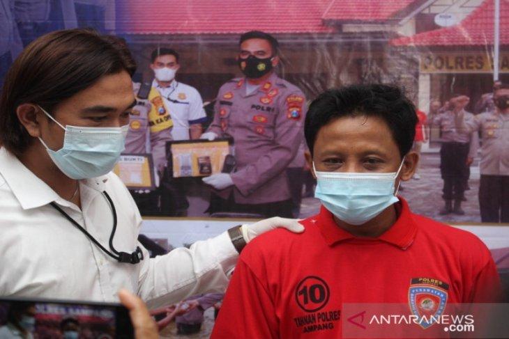 Polisi tangkap buronan korupsi dana desa di Sampang