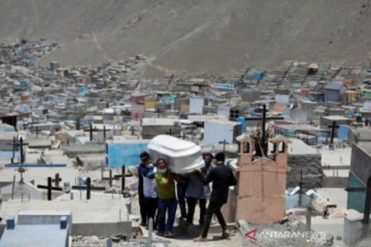 Tagih pasien COVID Rp305 juta per ranjang, tenaga kesehatan RS di Peru ditangkap