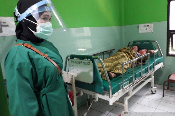 Yuli, korban longsor terkubur sebatas dada yang berjibaku lindungi kandungannya
