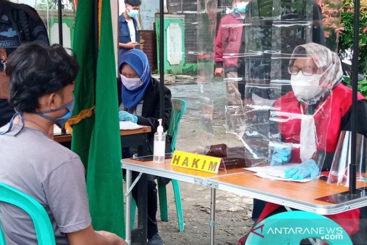 Denda pelanggar prokes di Kota Bekasi terkumpul Rp23 juta