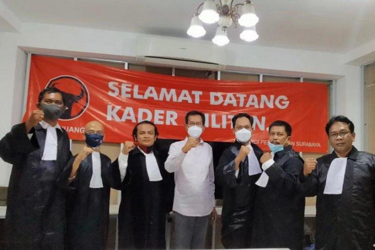 PDI Perjuangan bersyukur MK tolak gugatan Pilkada Surabaya