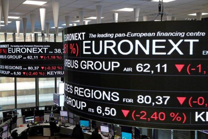 Saham Prancis hentikan kerugian, indeks CAC 40  terangkat 0,61 persen