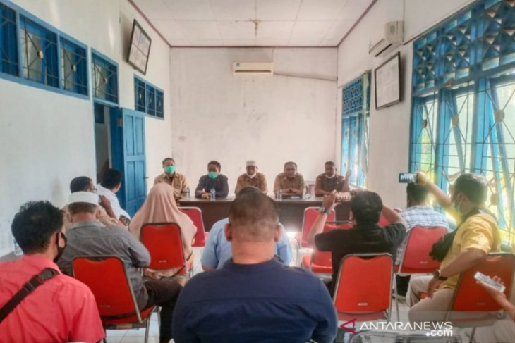 Pascaperistiwa Sibanggor, Bupati Madina imbau warga jangan terprovokasi