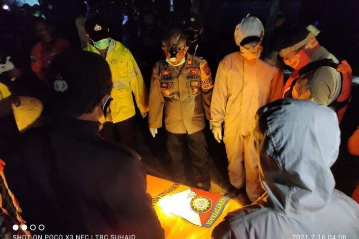 Warga Putussibau Selatan korban kecelakaan speed boat ditemukan meninggal