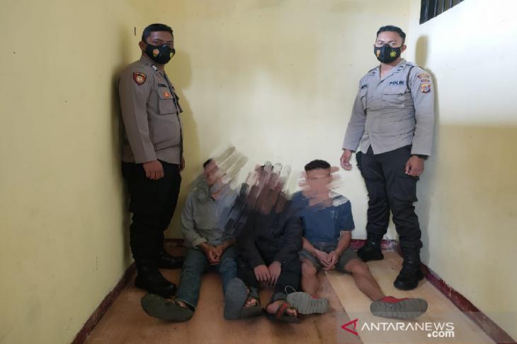 Tiga pria pemerkosa anak di bawah umur di Aceh ditangkap