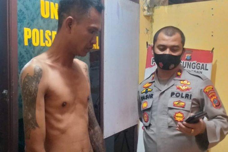Polisi ringkus pelaku pemalakan di  Medan