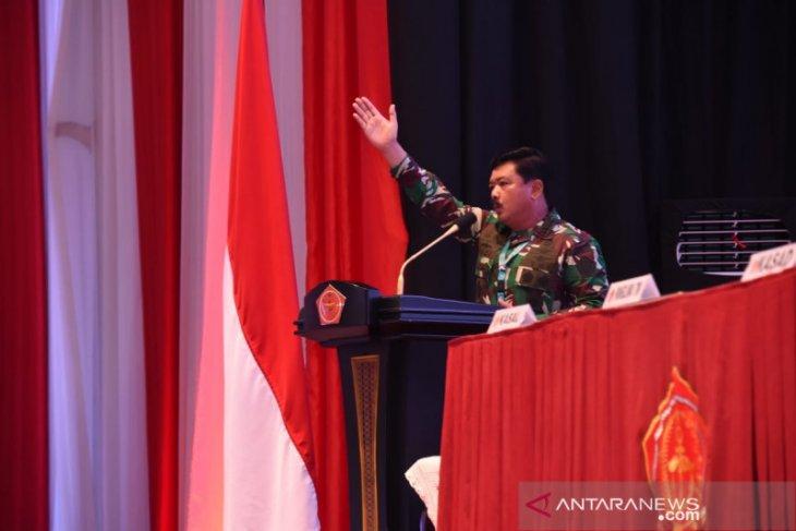 Panglima TNI: media sosial dapat picu kerusuhan