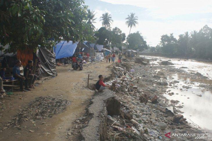 Terkait bantuan Huntap dari BNPB, Pemkab HST harus siapkan tanah untuk relokasi