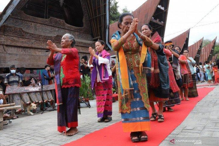 Danau Toba ikon pariwisata Indonesia