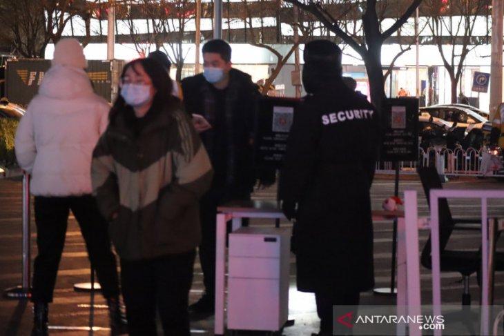 89.000 orang diamankan atas pelanggaran keluar-masuk negara China
