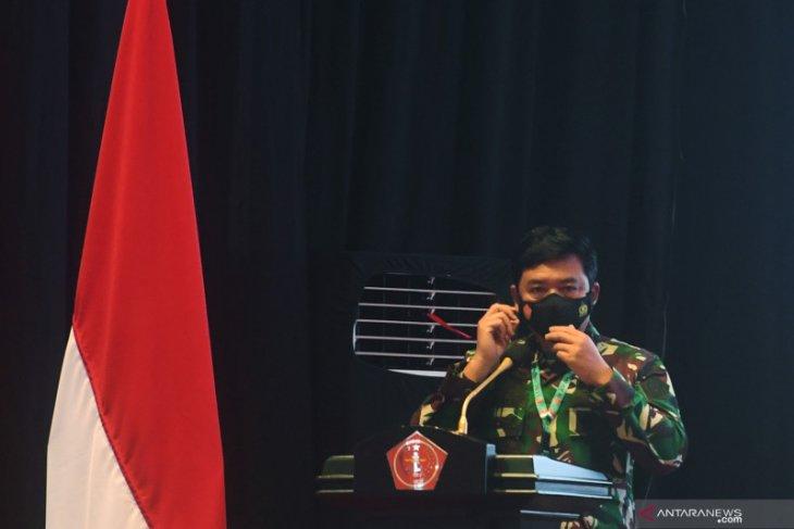 Panglima TNI harap prajurit hindari pelanggaran HAM