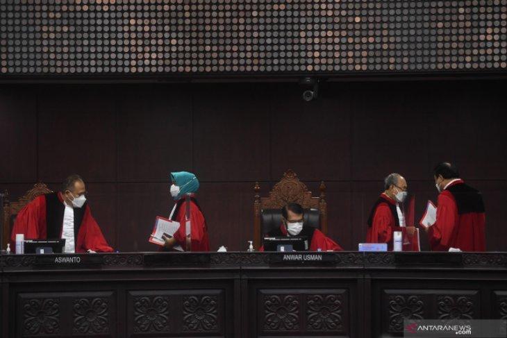 MK jelaskan kebijakan tentang tak siarkan langsung sidang sengketa Pilkada