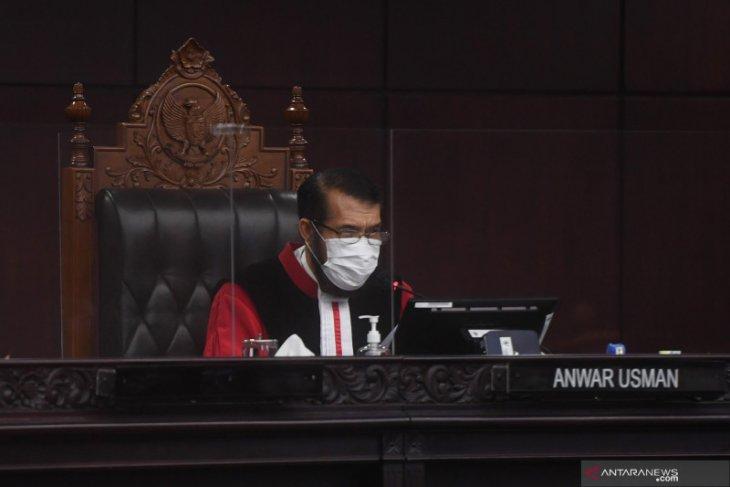 30 perkara sengketa hasil pilkada kandas di MK, termasuk gugatan Pilwalkot Sungai Penuh