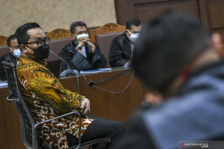 Brigjen Pol Prasetijo Utomo divonis 3,5 tahun penjara