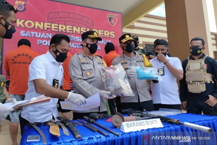Cabuli cucu tiri, pria uzur di Aceh Jaya ini ditangkap polisi