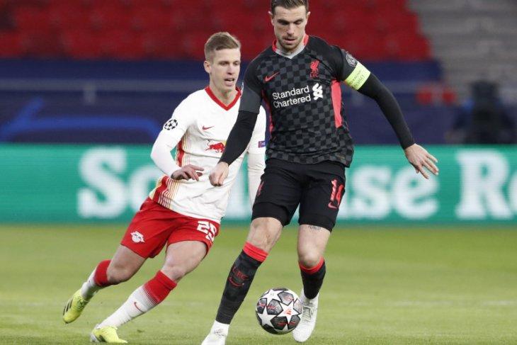 Liverpool melumat RB Leipzig 2-0