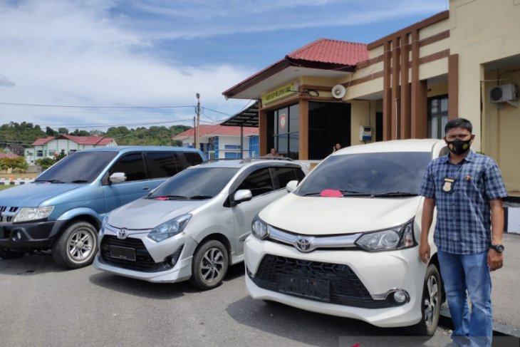 Jual mobil leasing, dua orang warga Aceh Jaya ditangkap polisi