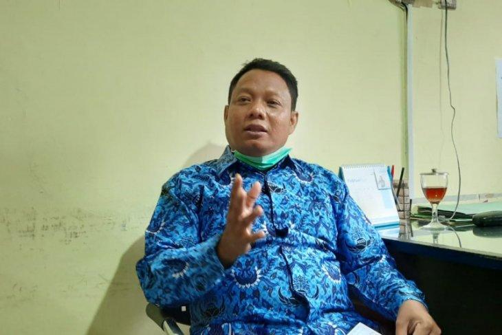 Tenaga kesehatan  lansia di Kota Serang mulai di vaksinasi COVID-19 tahap dua