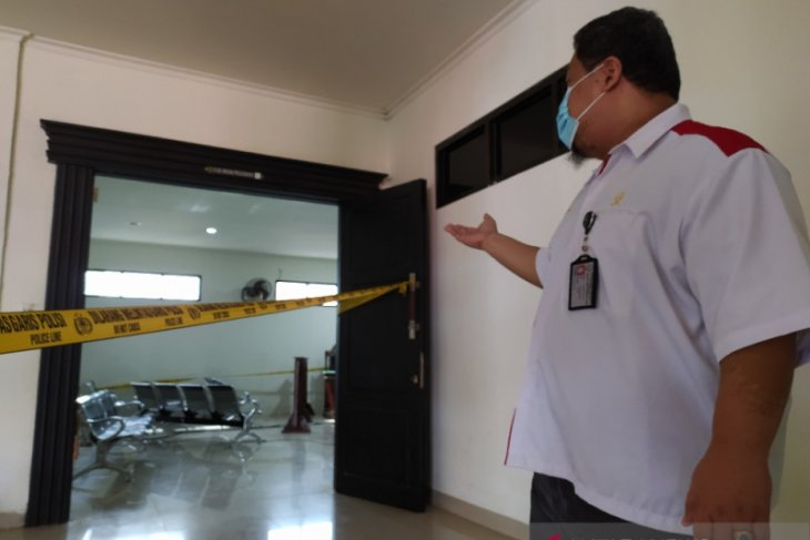 Oknum nelayan rusak fasilitas PN Bengkulu dilaporkan ke polisi