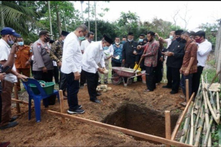 Pemkot Tebing Tinggi dukung pembangunan Meunasah Aceh Sepakat.