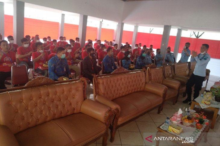 120 warga binaan Lapas kasus narkoba direhabilitasi sosial