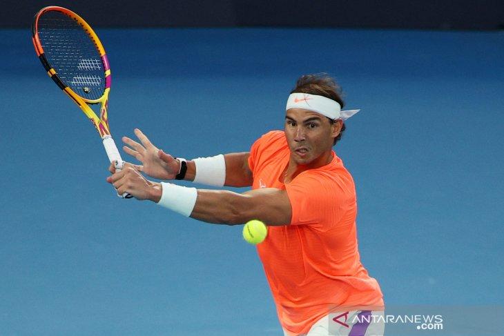 Australian Open: Tsitsipas hentikan upaya Nadal mengejar gelar Grand Slam ke-21