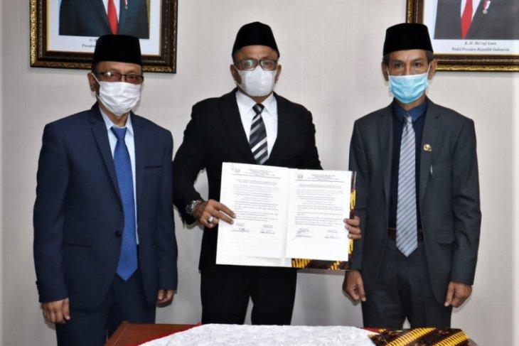 Gubernur Maluku tetapkan Plh Bupati Kepulauan  Aru dan SBT