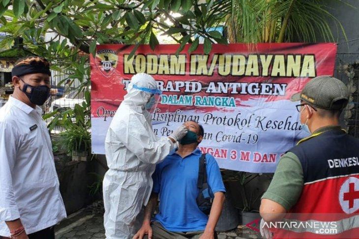 Tim Yustisi Denpasar jaring 22 pelanggar protokol kesehatan