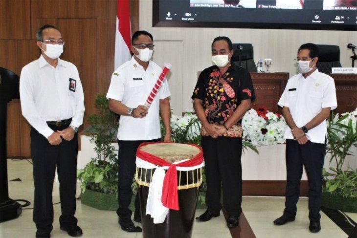 Gubernur Murad  COVID-19 pengaruhi pembangunan Maluku