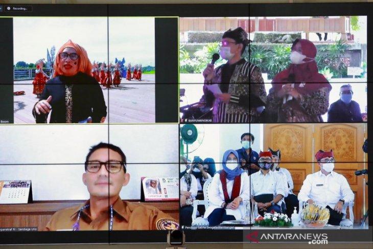 Menparekraf: Banyuwangi sukses kawinkan pariwisata-ekraf