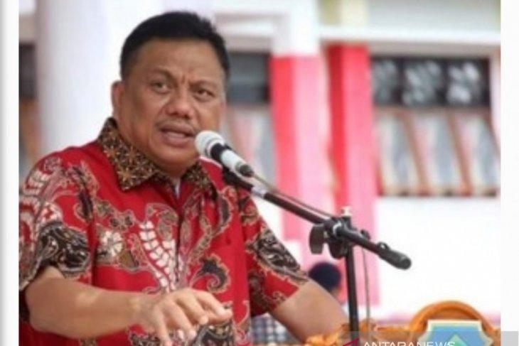 Gubernur Sulut minta 15 kabupaten/kota dukung program Langit Biru