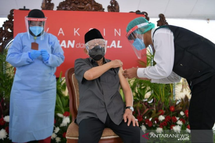 Over two million Indonesians vaccinated so far: task force