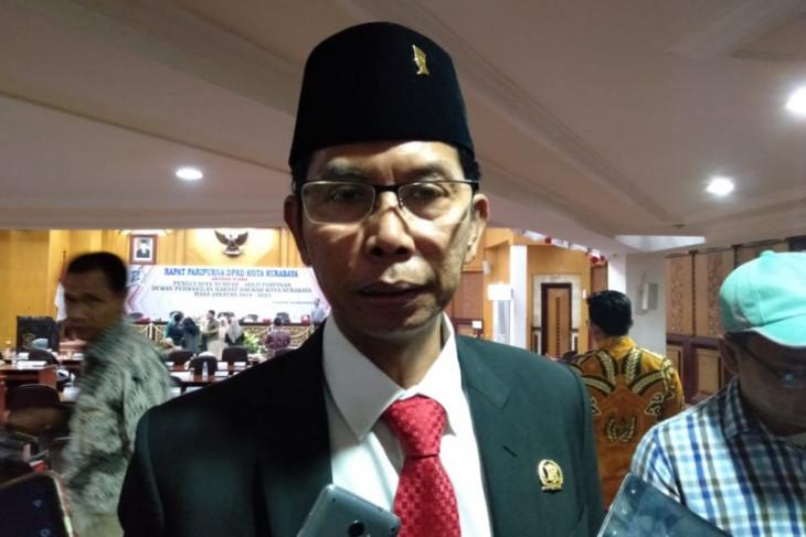 DPRD Surabaya apresiasi nol kasus COVID-19 di hari terakhir Wali Kota Whisnu