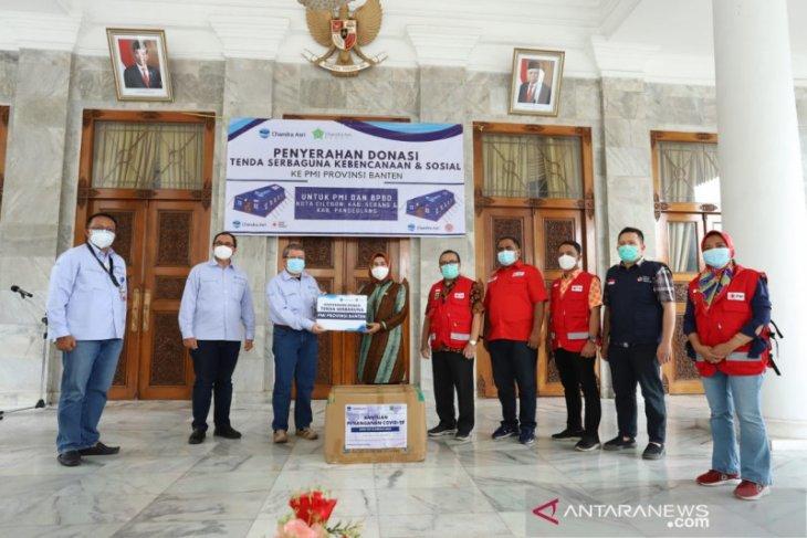 Chandra Asri Salurkan Bantuan ke Sejumlah Wilayah Rawan Bencana di Banten