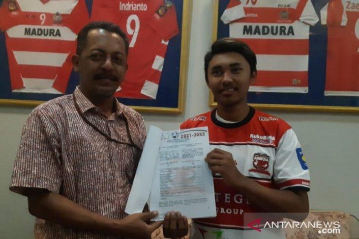 Madura United kontrak pemain lokal untuk Liga 1 musim 2021