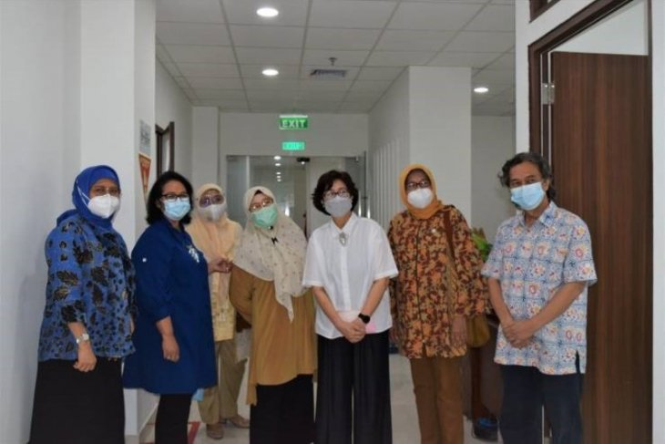 RSKGM FKG UI jadi salah satu tempat layanan vaksinasi COVID-19