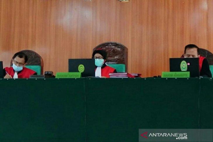 Pengadilan vonis mati bandar sabu-sabu