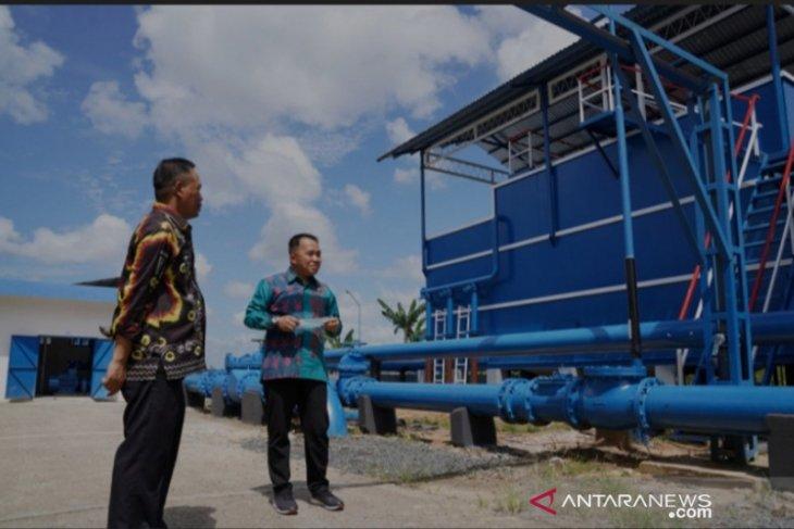 Puluhan desa di Tanah Bumbu segera teraliri air bersih