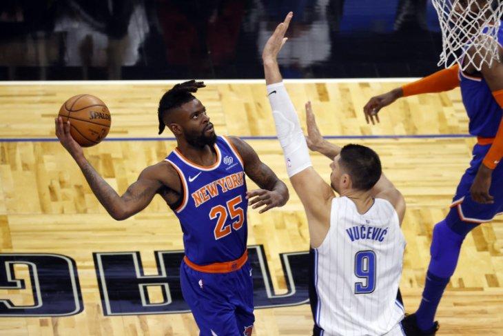 Derrick  memacu kemenangan Knicks atas Clippers